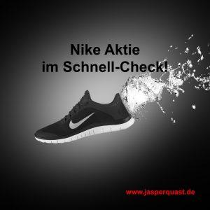 Nike Aktie im Schnell-Check! Vermögensaufbau mit Sneakern!