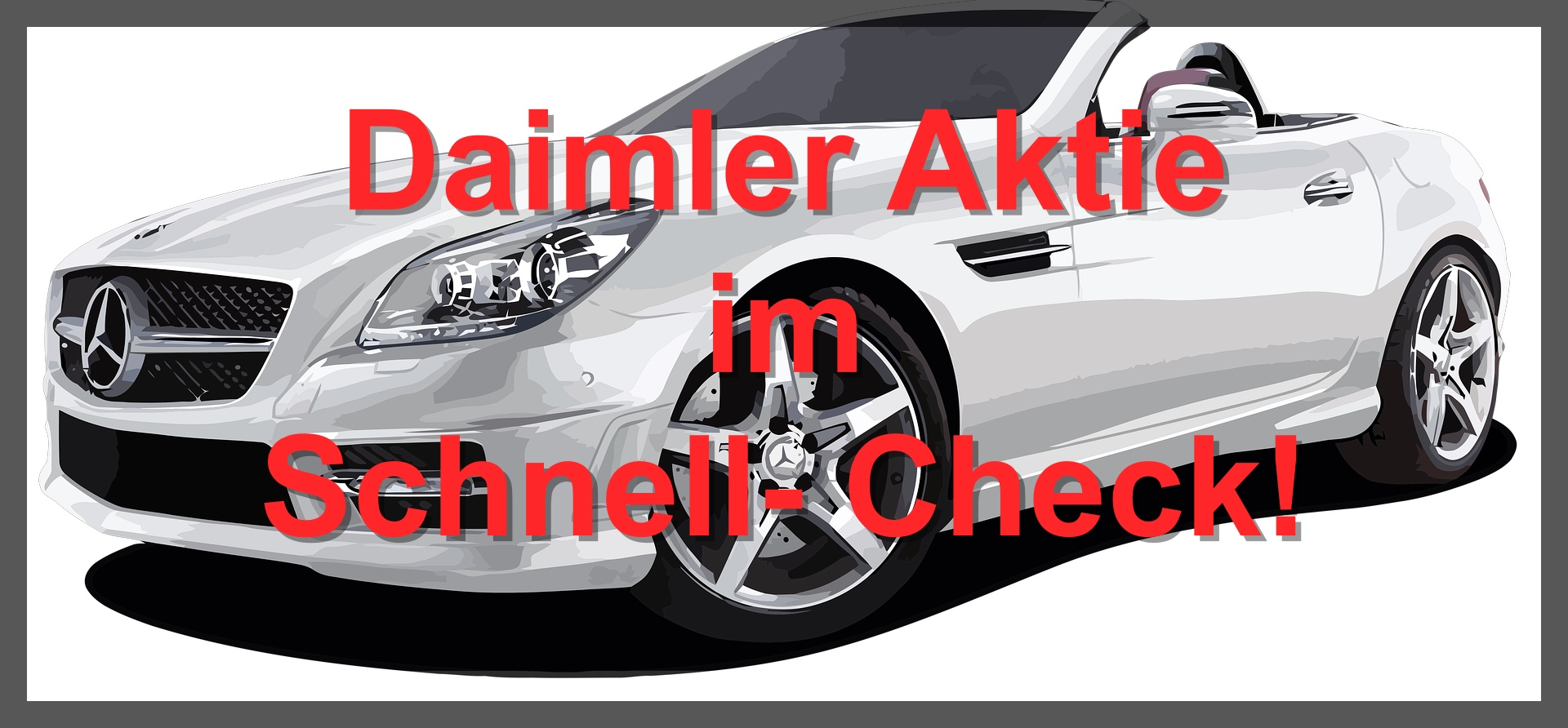 Daimler Aktie im Schnell Check: Cash Cow ohne Potenzial?