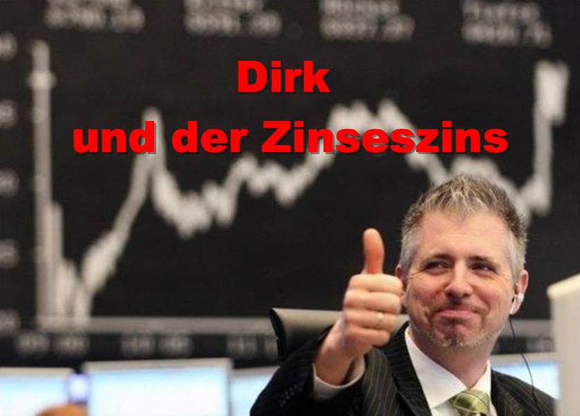 Dirk Müller und der Zinseszins